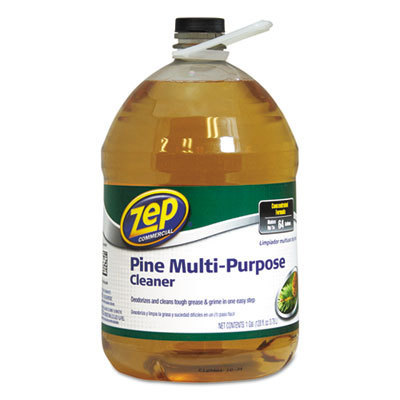 ZEP® PROFESSIONAL:Multi-Purpose Cleaner, Pine Scent, 1 gal Bottle - Bolo  Renovations